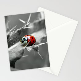 ladybug I Stationery Cards