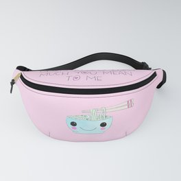 udon know Fanny Pack