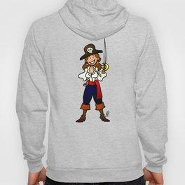 Pirate Girl Hoody