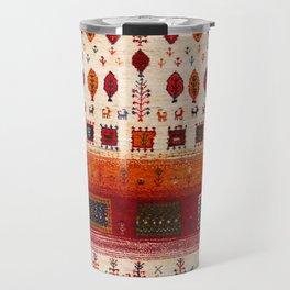 N38 - Epic Bohemian Traditional Andalusian Moroccan Artwork Travel Mug