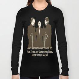 The Boondock Stooges Long Sleeve T-shirt