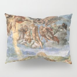 "Michelangelo ""The Conversion of Saul"" Pillow Sham"