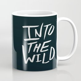 Into the Wild x BW Coffee Mug