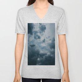 Cloudy Feelings Photography Unisex V-Neck