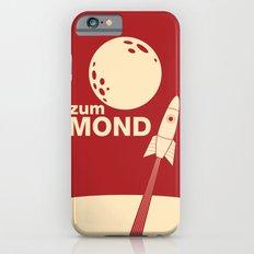 Zum Mond Slim Case iPhone 6s