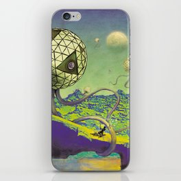 Expansion Volume III Poster iPhone Skin
