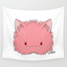 Spoopy Pritty Kitty disguise! Wall Tapestry