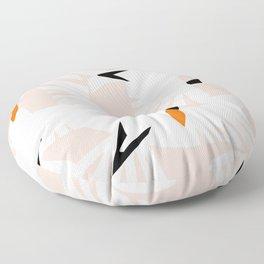 Under the vanilla sky Floor Pillow
