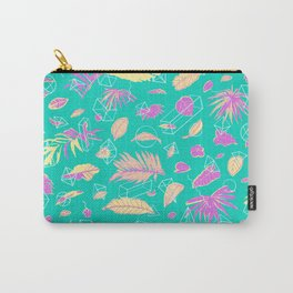 Botanical Geometry [beach] Carry-All Pouch