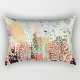 A tale of two cities 1 Rectangular Pillow