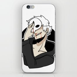 youre nothing if not vain, honey iPhone Skin