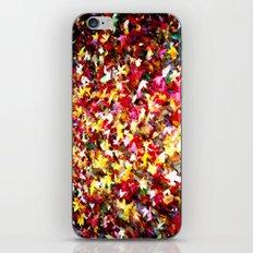 Leafs iPhone & iPod Skin