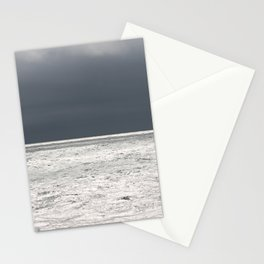 Ominous Ocean Stationery Cards