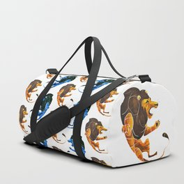 Lion 2 Duffle Bag