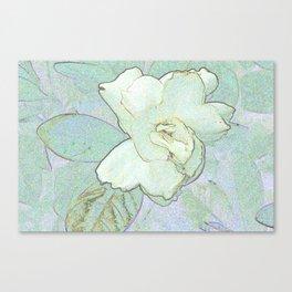 Gardina Canvas Print