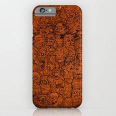 Movie MonsterMonster MashUp iPhone 6s Slim Case