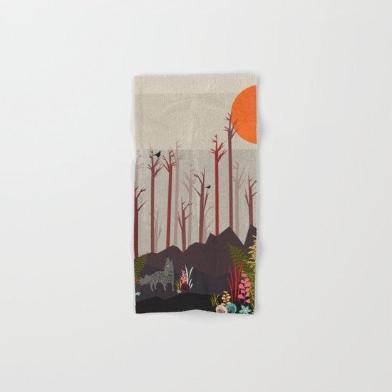 Sundance Hand & Bath Towel