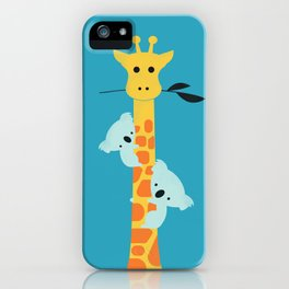 I'll be your tree iPhone Case