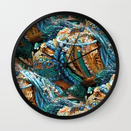 for I Will Catch You! Wall Clock