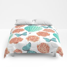 Fly Away With Me Comforters