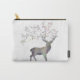 Seasons Spirit Of Deer Carry-All Pouch