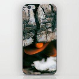 Burns iPhone Skin