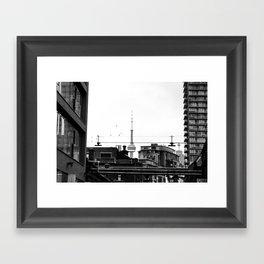 Decisive Framed Art Print
