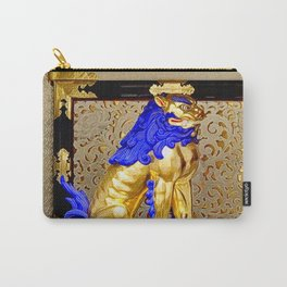 Gorudenraion, golden lion Carry-All Pouch