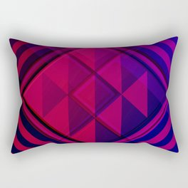 Trump card Rectangular Pillow