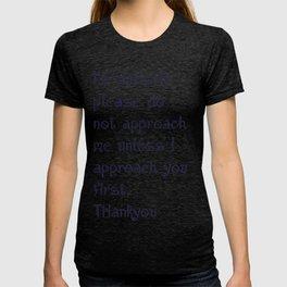 Autism aproach T-shirt