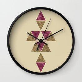 variable geometry Wall Clock