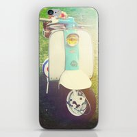 italian iPhone & iPod Skins featuring Italian Style by Sybille Sterk