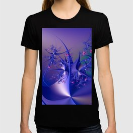 The dance of flowers T-shirt