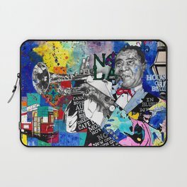 The Sound of New Orleans Laptop Sleeve