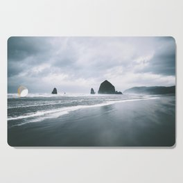 Cannon Beach VI Cutting Board