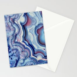 Agate lace Stationery Cards