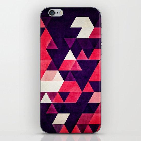 cyrysse lydy iPhone & iPod Skin