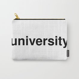 university Carry-All Pouch