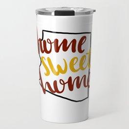 Home Sweet Home-ASU Travel Mug