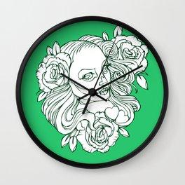 Boni Malevich Wall Clock