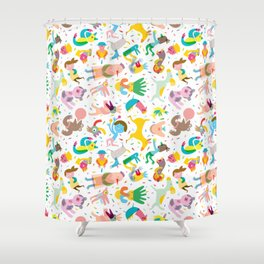 Party! Shower Curtain