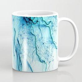 Special Fireworks, aqua Coffee Mug