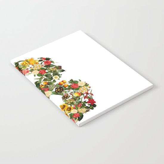 B FLOWER Notebook