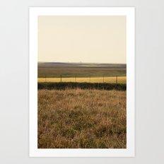 Varied Prairie Art Print