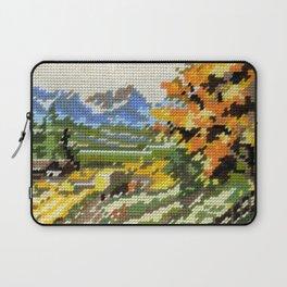 Found Tapestry Landscape Laptop Sleeve