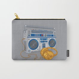 Recycled Future Carry-All Pouch