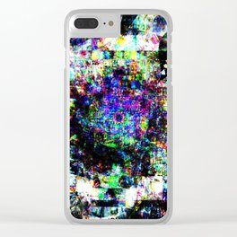 Liarliarp_a_n_tsonfire Clear iPhone Case