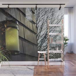 Double Exposures, January Series 10 Wall Mural