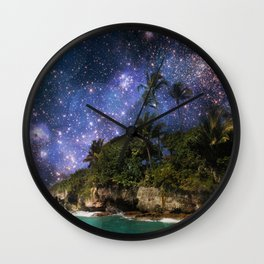 The Ultimate Canvas  Wall Clock