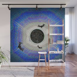 HALLOWEEN ECLIPSE IS NEVER OVER Wall Mural